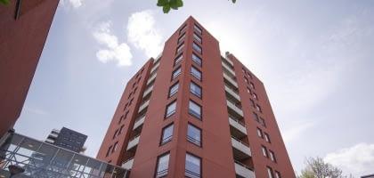 Appartement Osdorp met balkon