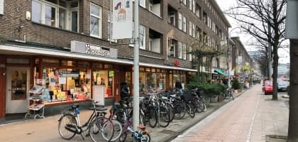 Appartement Bos en Lommer. Makelaar in Amsterdam